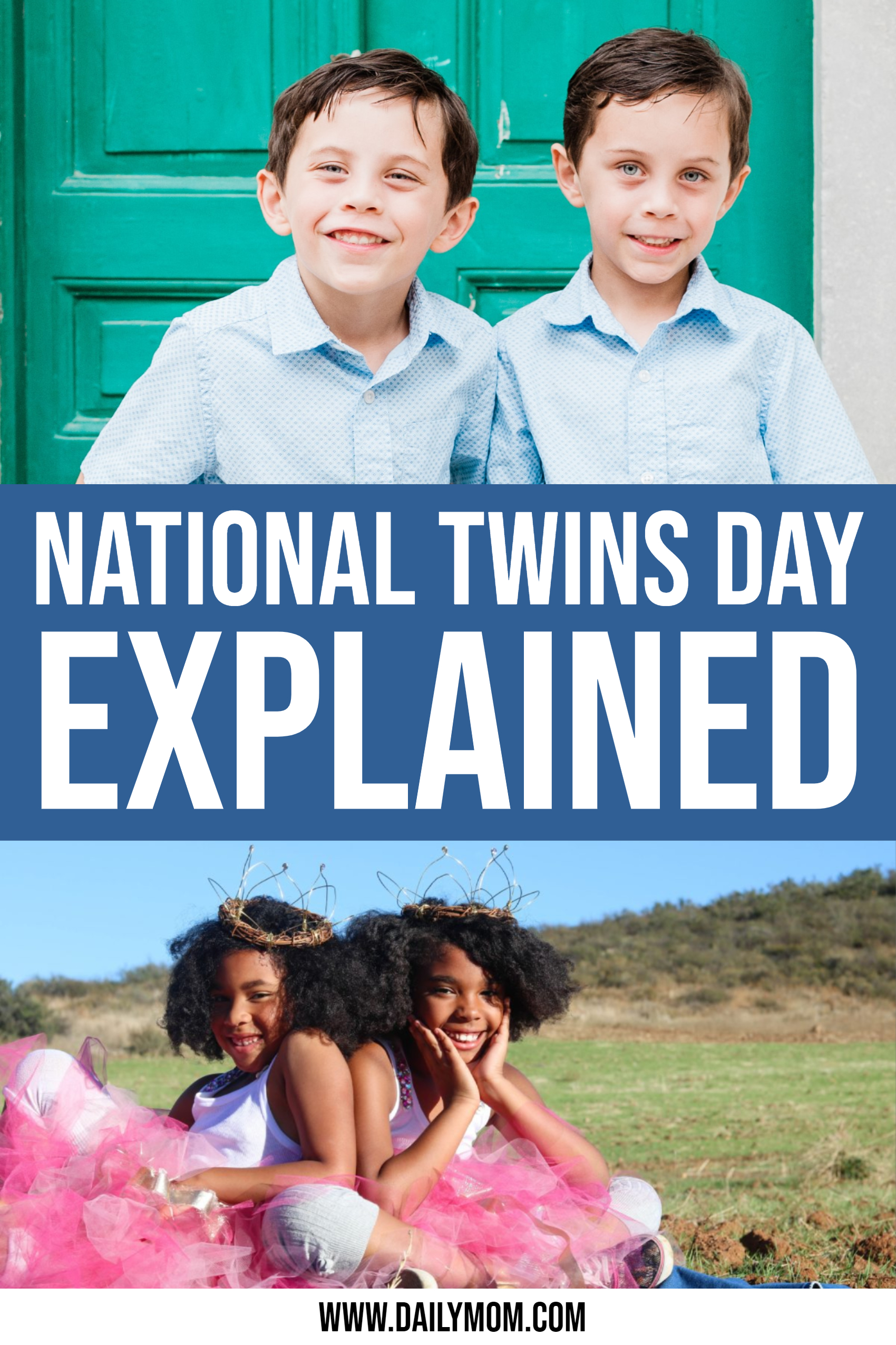 National Twins Day Explained