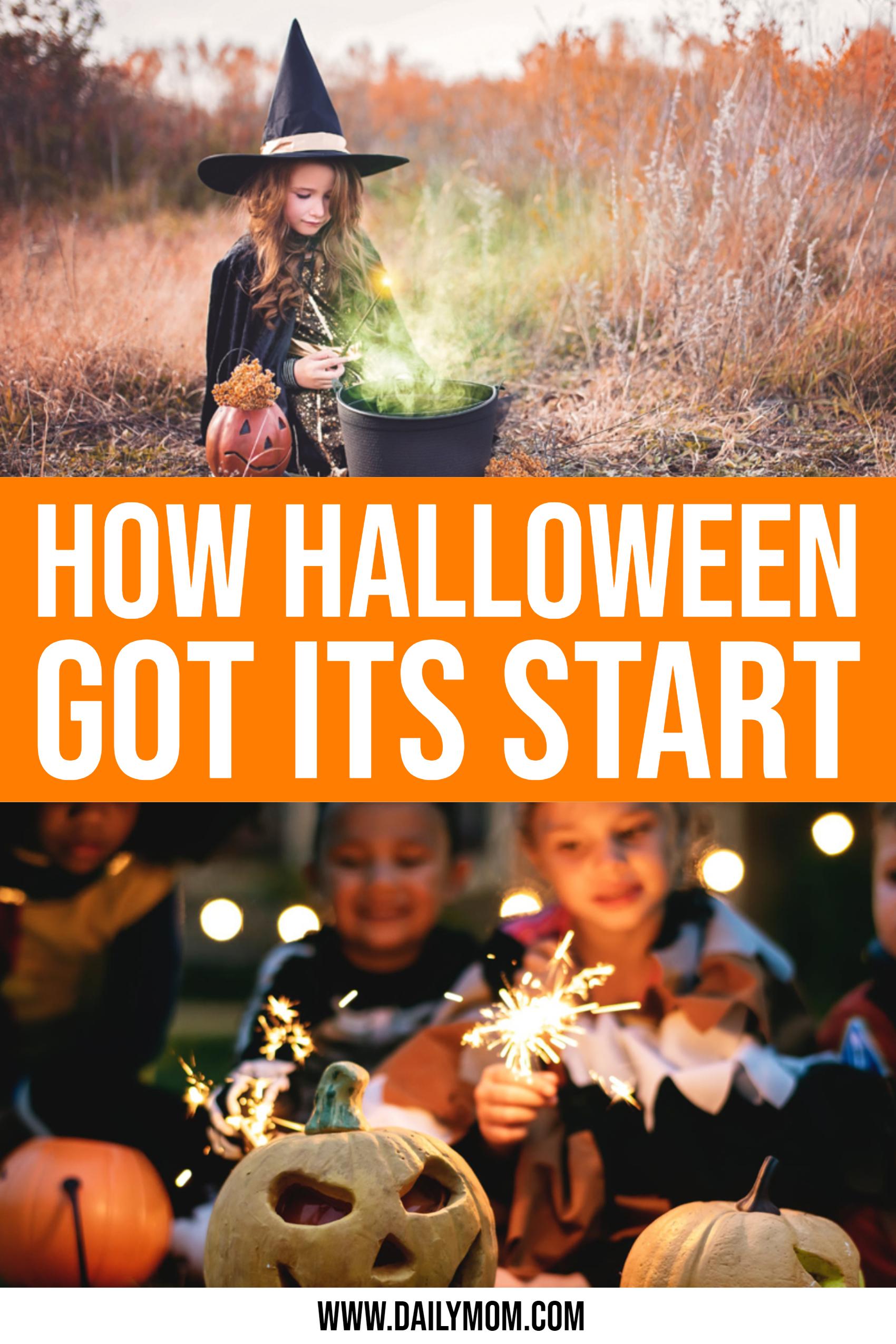 How Did Halloween Start (1)