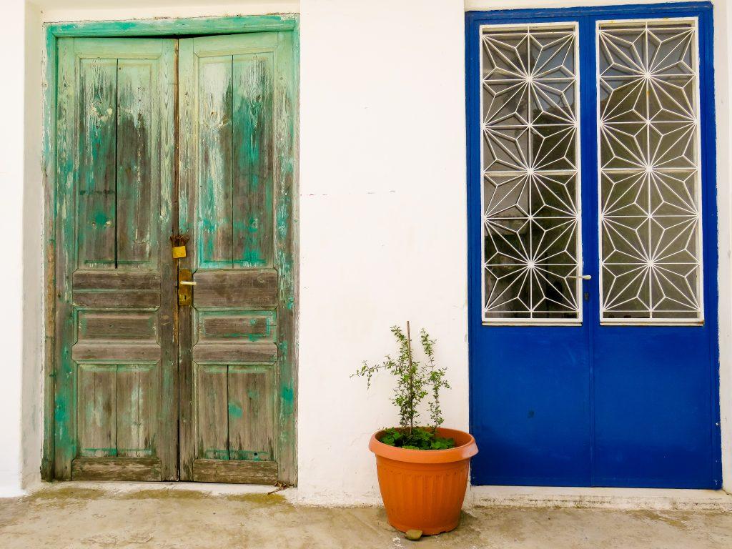 Koronos Naxos Greece