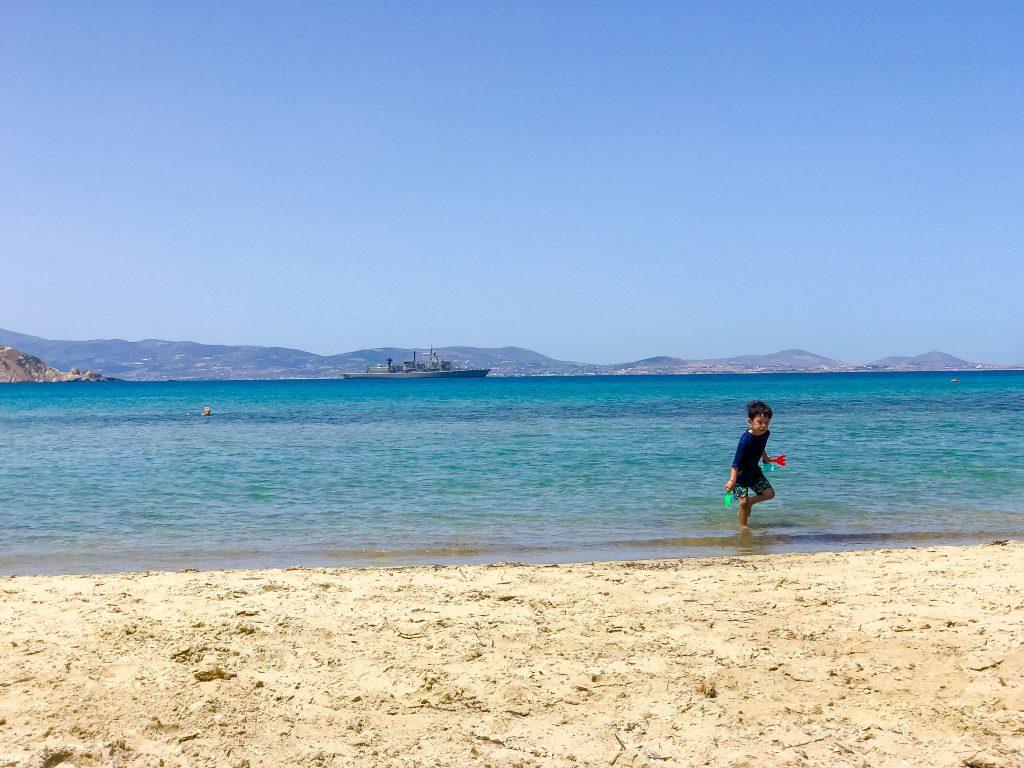 best Greek island for families