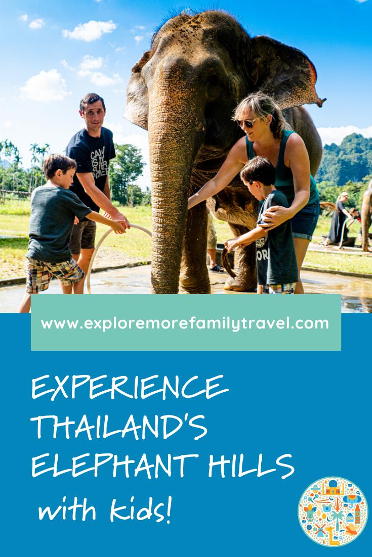 thailand family vacation