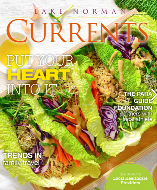 Lake Norman Currents Magazine by Lake Norman Currents - Issuu