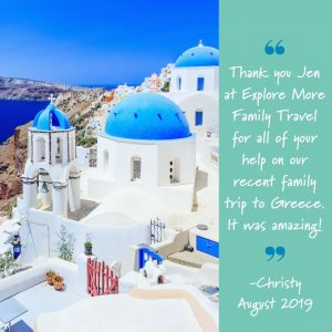 family travel reviews