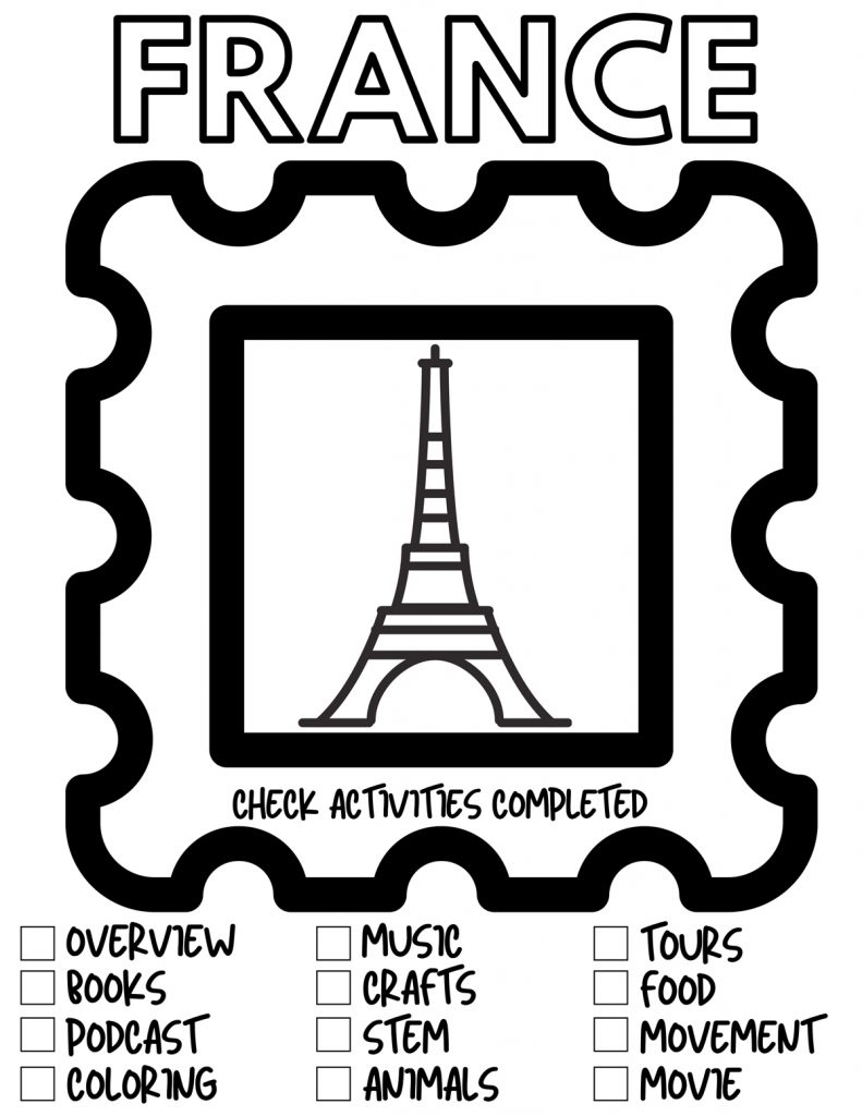 france virtual tour
