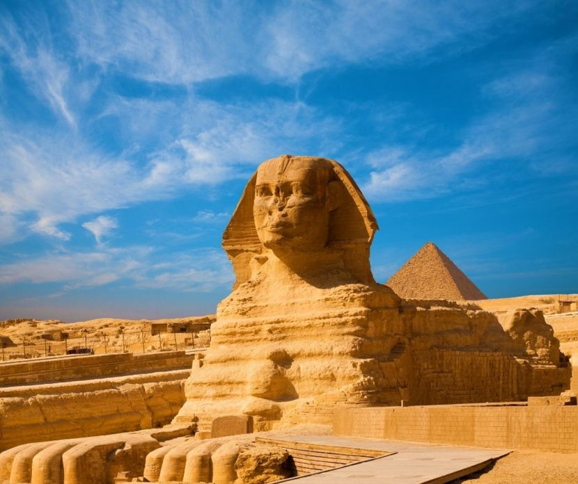 Egypt virtual tour
