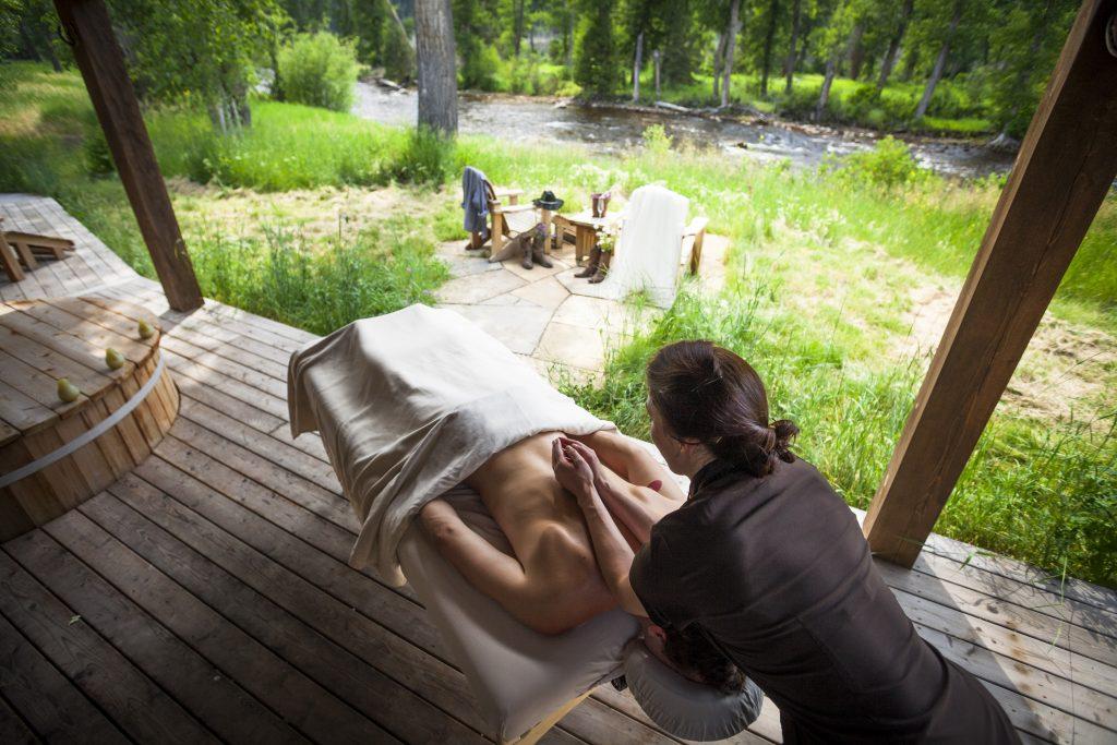 TRRC Creekside Massage