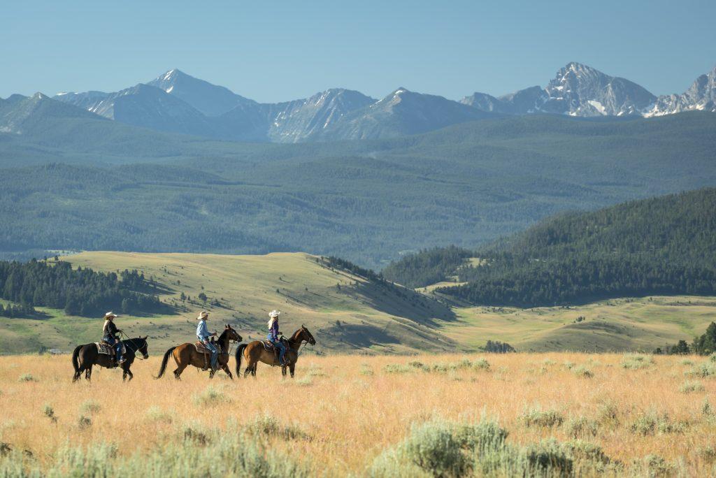TRRC Fall Horseback Riding