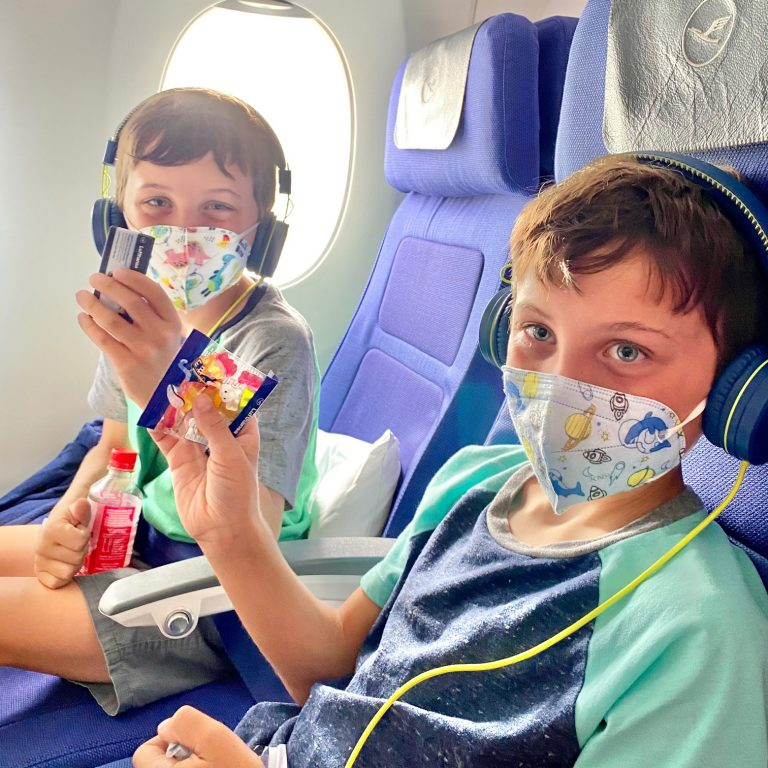 travel to Europe during the pandemic with kids